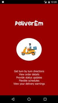 DeliverEm poster