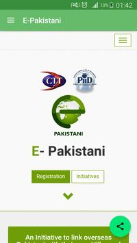 E-Pakistani apk screenshot