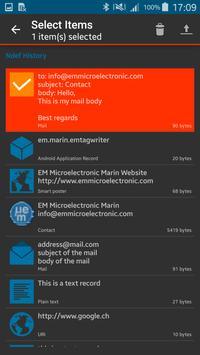 EM Tag Writer screenshot 6