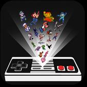 ikon NES Emulator + All Roms + Arcade Games