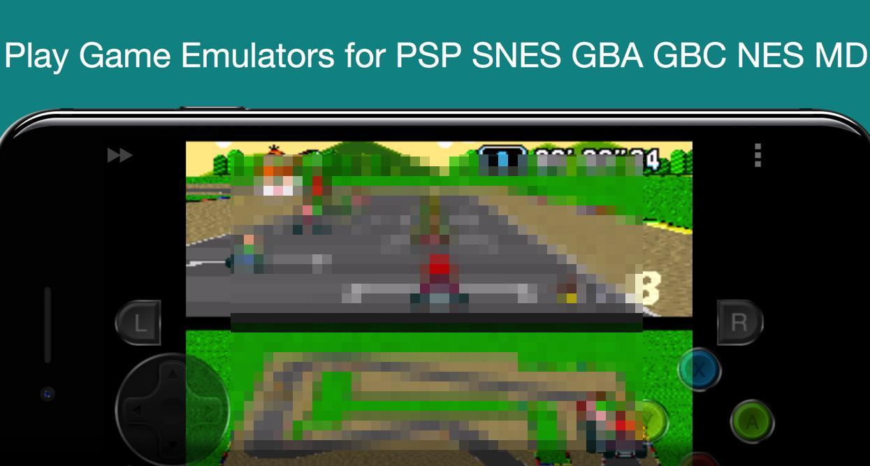 Simulators Pro Free(Emulator for NES PSP Genesis) for