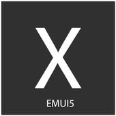 Dark OS11 EMUI 5 THEME icon