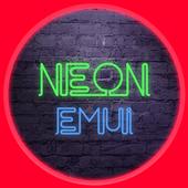Neon EMUI icon