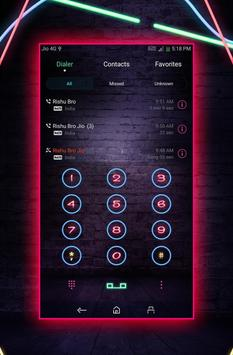 Neon EMUI screenshot 2