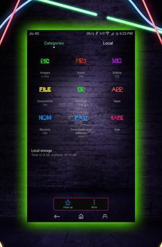 Neon EMUI screenshot 4