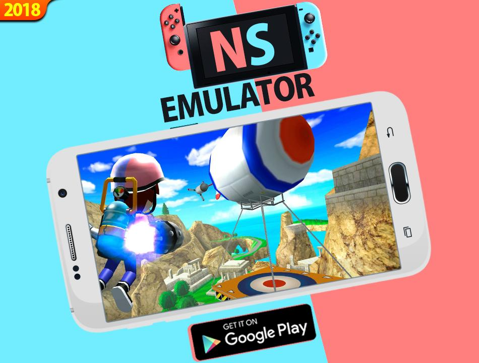 New NS Emulator | Nintendo Switch Emulator for Android - APK
