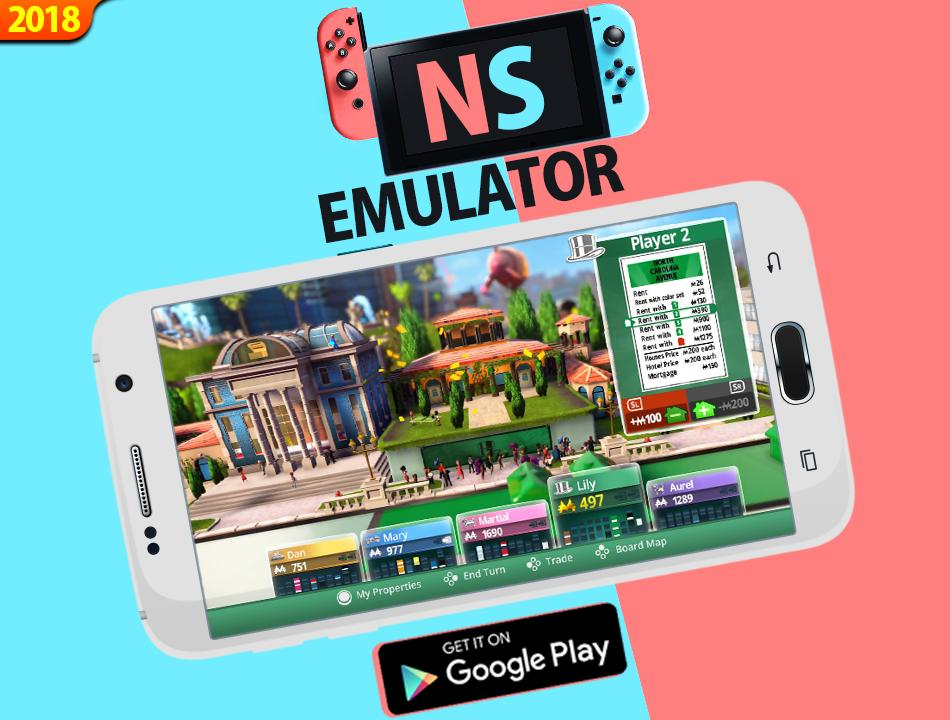 New Ns Emulator Nintendo Switch Emulator For Android Apk Download