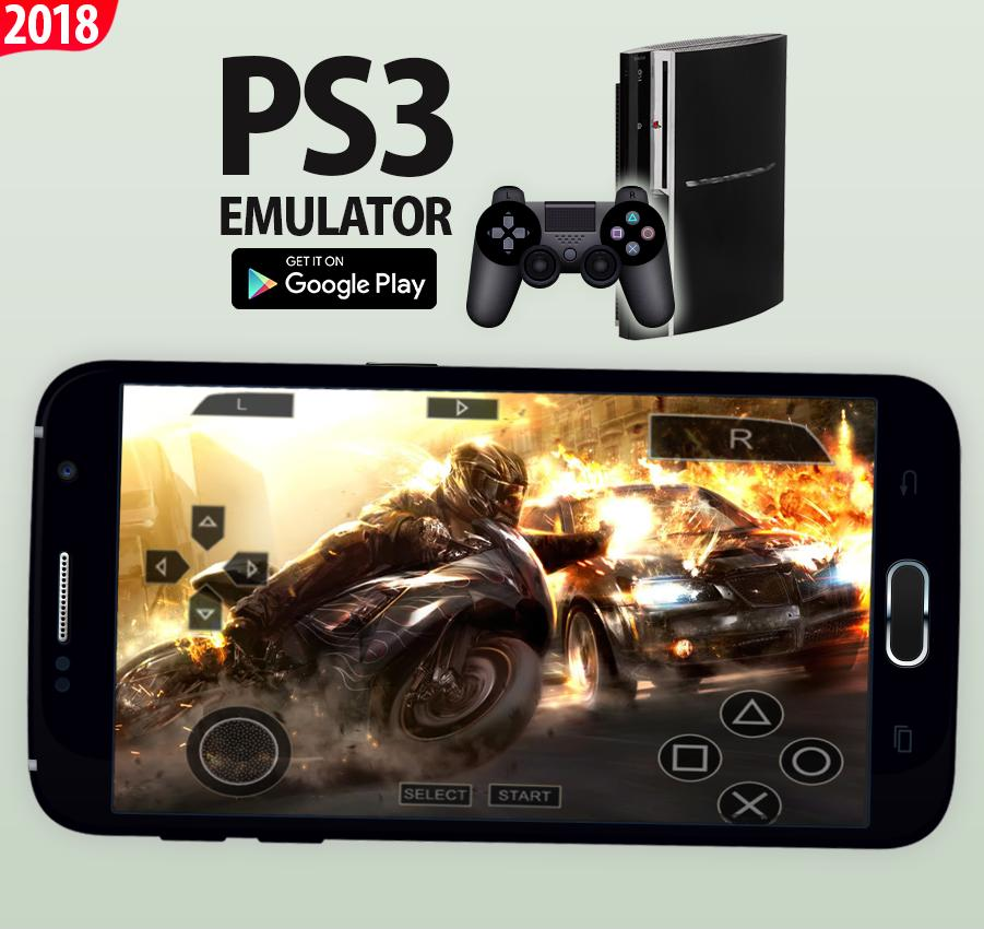 New PS3 Emulator | Free Emulator For PS3 for Android - APK