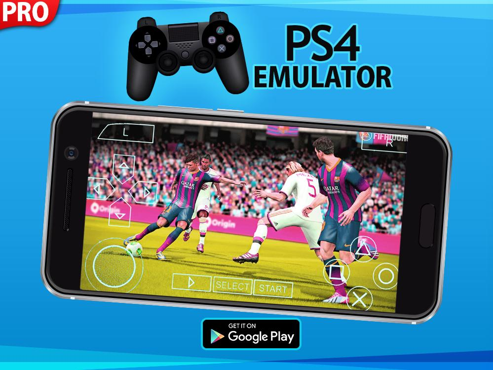 PRO PS4 EMULATOR - FREE PS4 EMULATOR for Android - APK Download