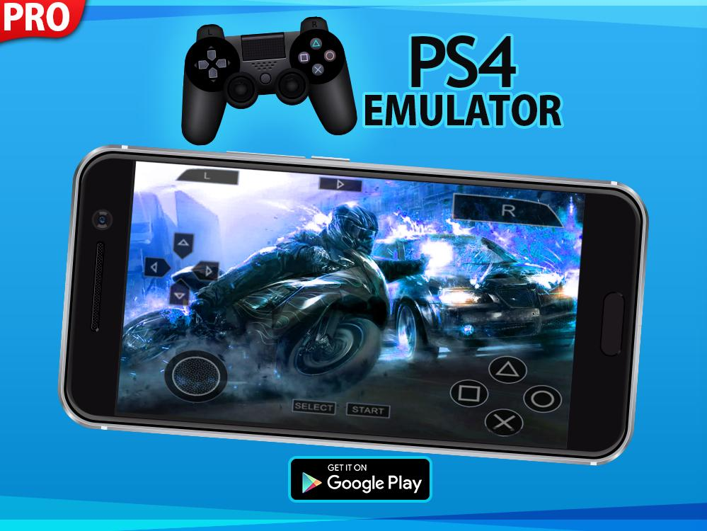 ps4 emulator for android free games