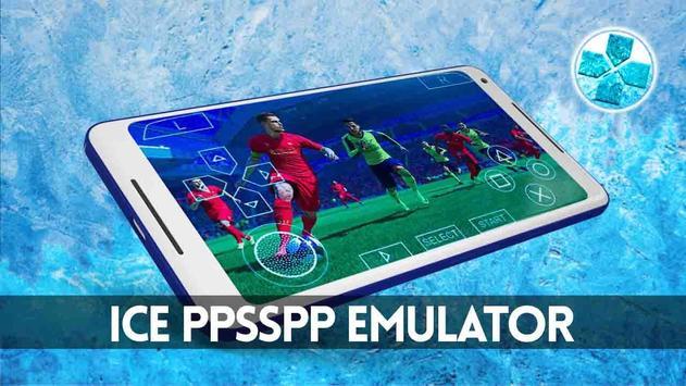 ice ρsρ Lite | PPSSPP Emulator 2018 poster