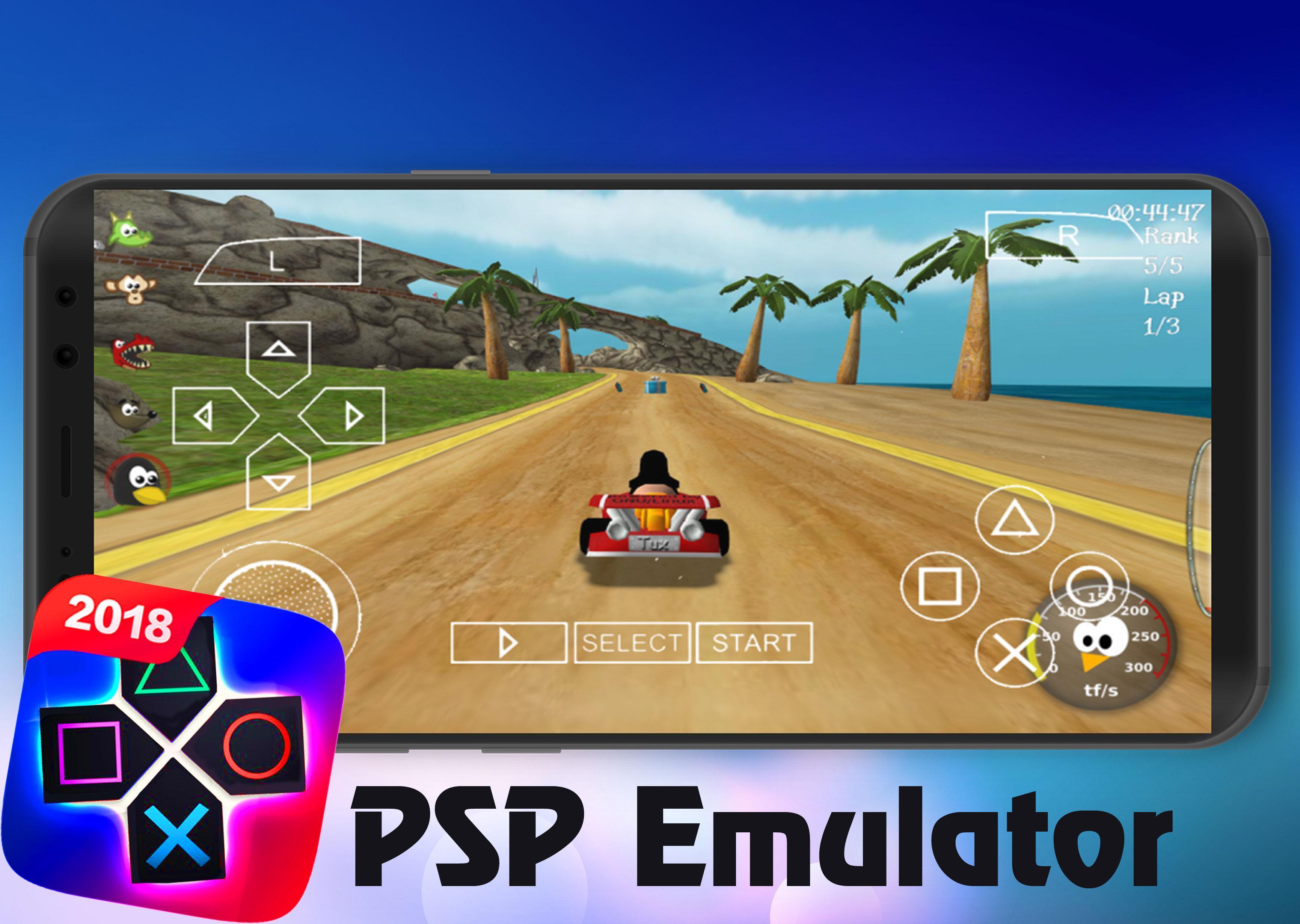 PPSSPP - PSP Emulator Pro 2018 for Android - APK Download