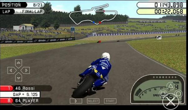Free Emulator For Psp 2017 🎮 apk screenshot