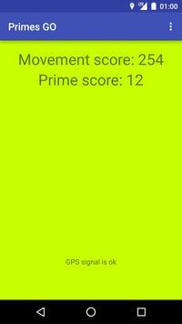 Primes GO poster