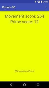 Primes GO screenshot 1