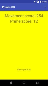 Primes GO screenshot 2
