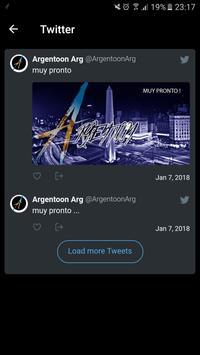 Argentoon Radio screenshot 4