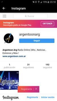 Argentoon Radio screenshot 5