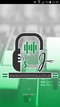 En Sintonia Radio poster
