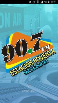 Estacion 90 La Plata poster