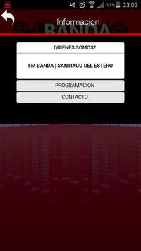 Fm Banda apk screenshot