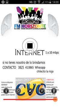 Fm Horizonte 911 screenshot 1