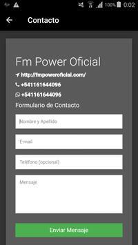 Fm Power Oficial screenshot 6