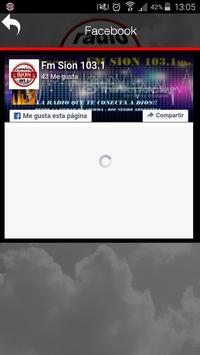 Fm Sion 103.1 Viedma apk screenshot