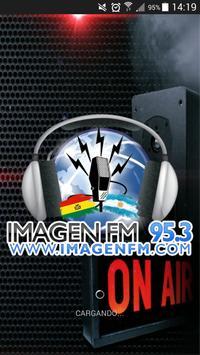 IMAGEN FM 95.3 poster