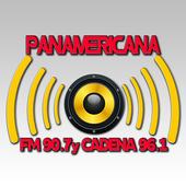 PANAMERICANA FM 90.7 icon
