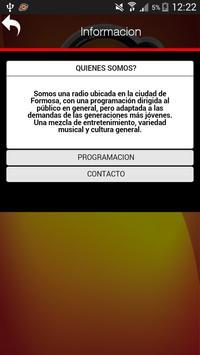 Radio Activa Formosa apk screenshot