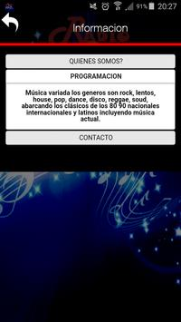 Radio es música screenshot 4