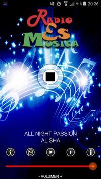 Radio es música screenshot 1
