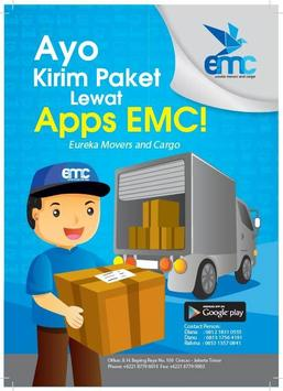 EMC Delivery apk screenshot