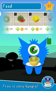 My Froo Friend: Virtual Pet screenshot 5