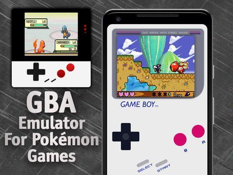 Emerald GBA Emulator Version [ Arcade GBA Roms ] screenshot 1