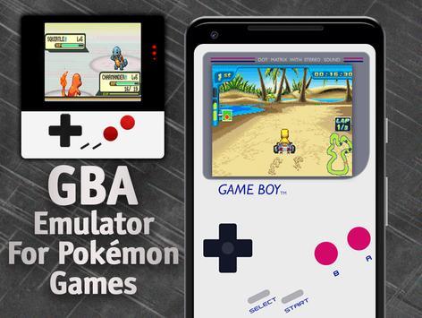 Emerald GBA Emulator Version [ Arcade GBA Roms ] screenshot 4