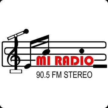 Emisora Mi Radio 90.5FM poster