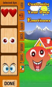 Emoticons Maker poster
