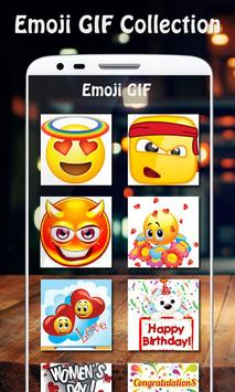 Love Stickers, Smileys, Emoji GIF Collection poster