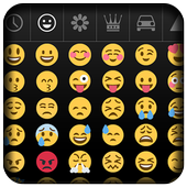 Emoji Keyboard - Emoticons icon