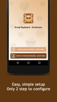 Emoji Keyboard - Emoticons screenshot 7