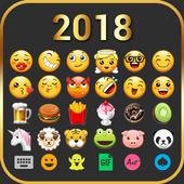 Emoji Keyboard Cute Emoticons - Theme, GIF, Emoji icon