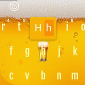 Beer Keyboard Theme icon