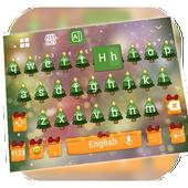 Merry Christmas Keyboard Theme icon