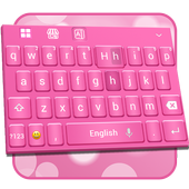 Party Pink Keyboard Theme icon