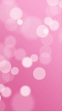 Party Pink Keyboard Theme screenshot 2