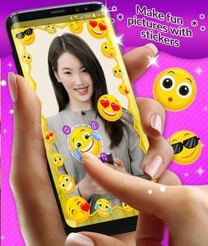 Sticka-Frame - Emojis Frames & Stickers ✨ screenshot 3