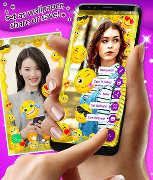 Sticka-Frame - Emojis Frames & Stickers ✨ screenshot 6