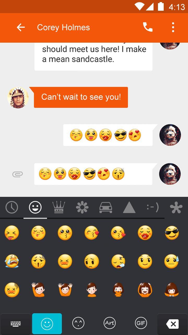 download cute emoji keyboard